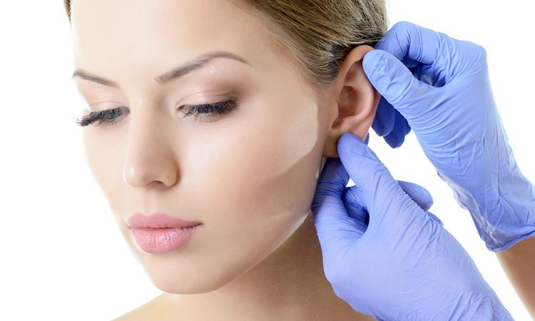 Reconstruindo as orelhas rasgadas