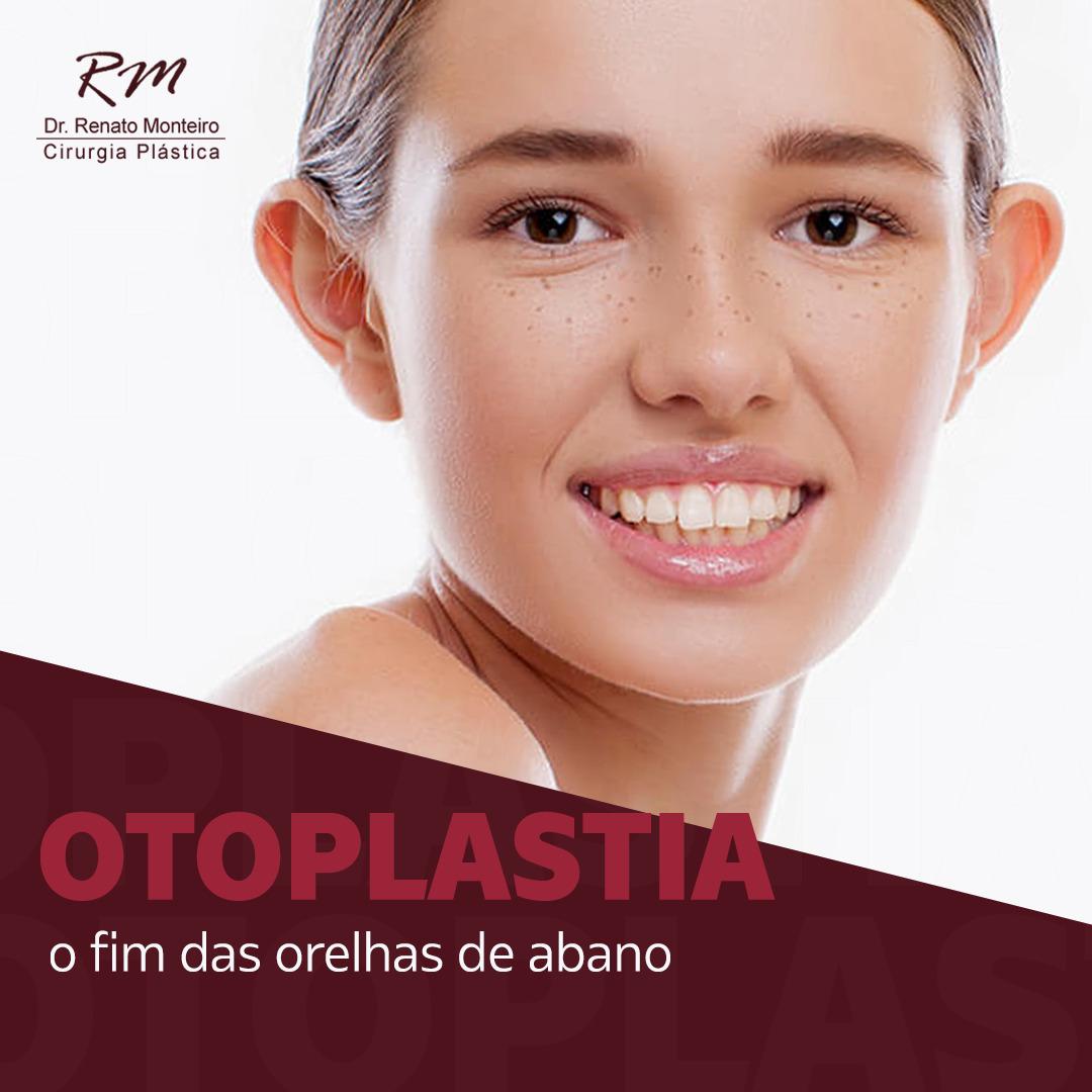 Otoplastia: o fim das orelhas de abano