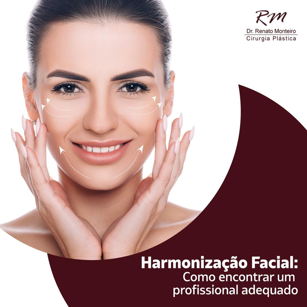 Harmonização Facial: Como encontrar um profissional adequado